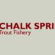 Chalk Springs Fishery